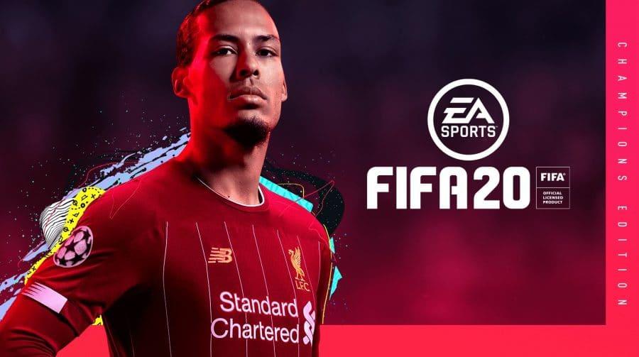EA se desculpa por vazamento de dados de 1600 jogadores de FIFA 20