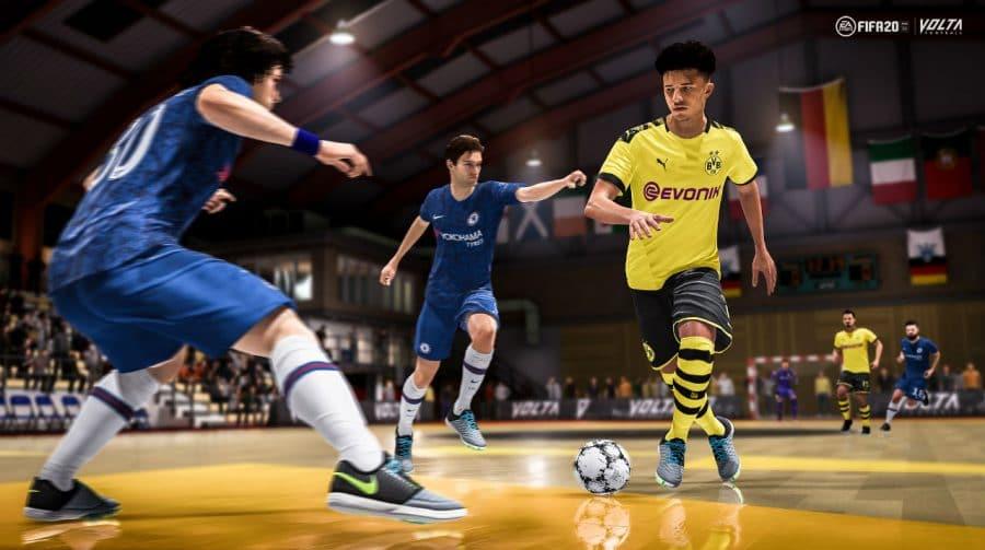 FIFA 20 terá modo história no VOLTA; confira trailer