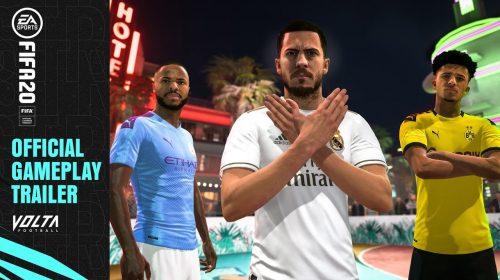 EA: modo VOLTA não terá microtransações em FIFA 20