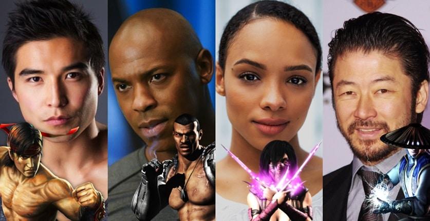 Filme de Mortal Kombat: mais três atores estão em negociações 1