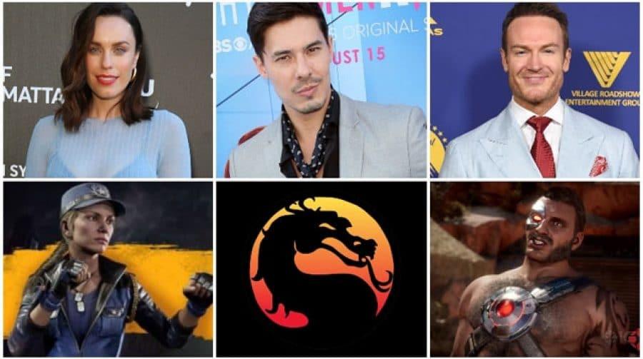 Filme de Mortal Kombat: Sonya Blade e Kano são escalados