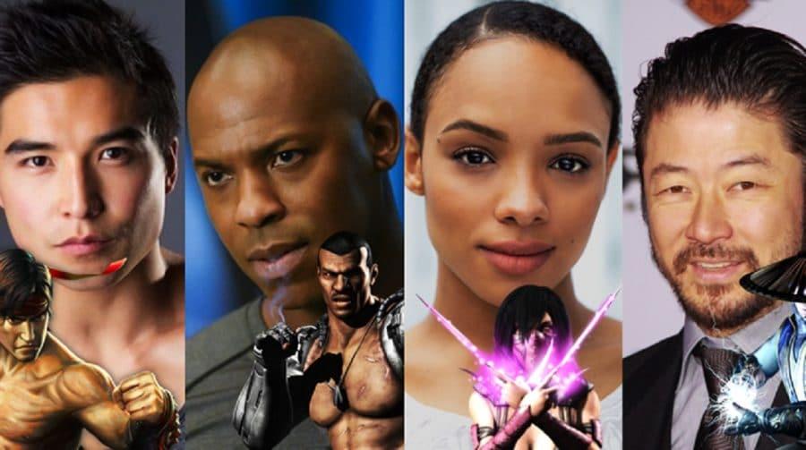 Filme de Mortal Kombat: mais três atores estão em negociações
