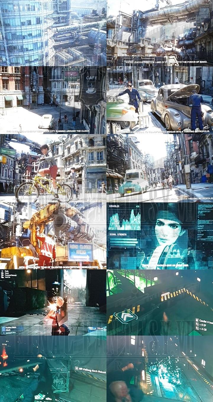 Final Fantasy VII Remake: vazam detalhes da demo da Gamescom 1