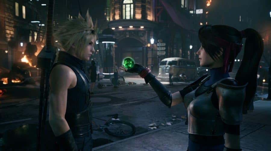 Final Fantasy VII Remake: veja a demo inédita da Gamescom