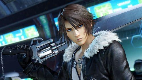 Final Fantasy VIII Remastered chega em 3 de setembro