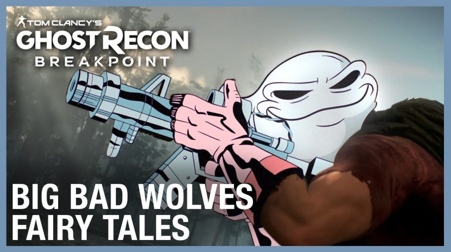 Cartoon Network 'faz crossover' com Ghost Recon Breakpoint