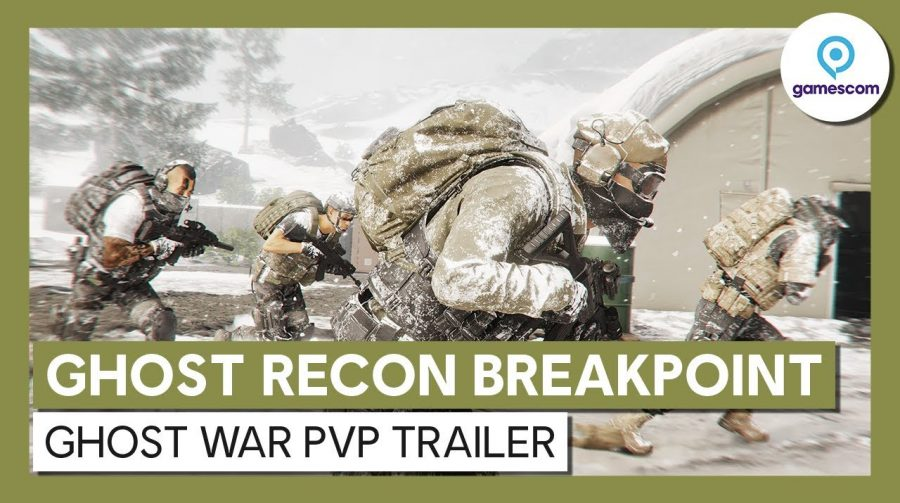 Ghost Recon Breakpoint: trailer mostra modo multiplayer tático