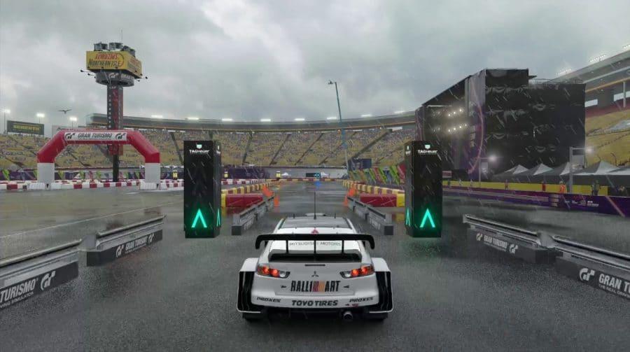 Chove, chuva! Função chega amanhã (27) em Gran Turismo Sport