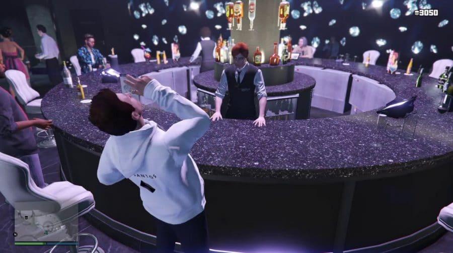 GTA Online tem missão secreta para os muito bêbados