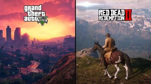 Red Dead Redemption 2 vende 25 milhões de cópias; GTA V ultrapassa 110 milhões