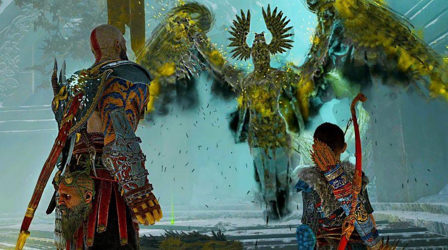 God Of War: jogador estabelece recorde de tempo ao derrotar Valquírias