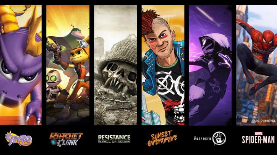Sony comenta sobre futuro das IPs da Insomniac Games
