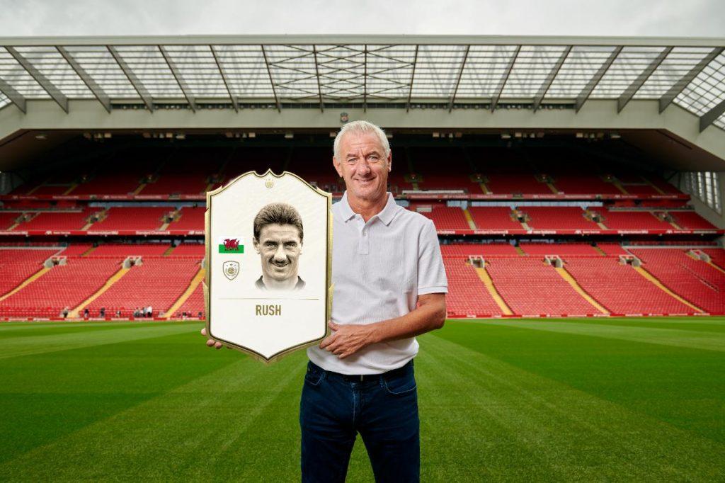 Ian Rush mais um Icon anunciado para FIFA 20