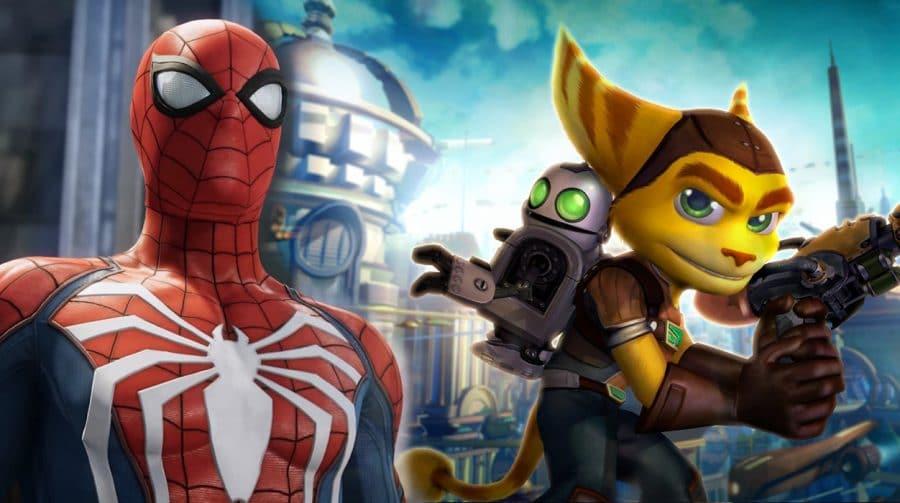 Sony anuncia compra da Insomniac Games (Marvel's Spider-Man)