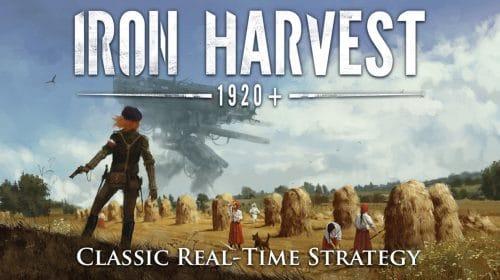 Jogo de estratégia Iron Harvest recebe data de lançamento na Gamescom