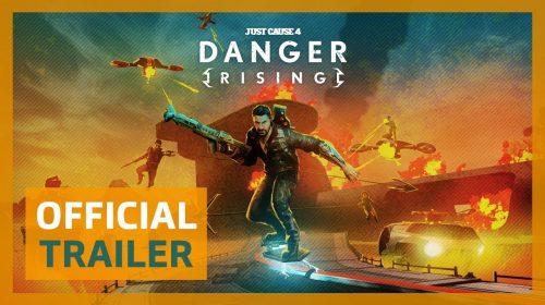 Just Cause 4: DLC Danger Rising chega em 29 de agosto