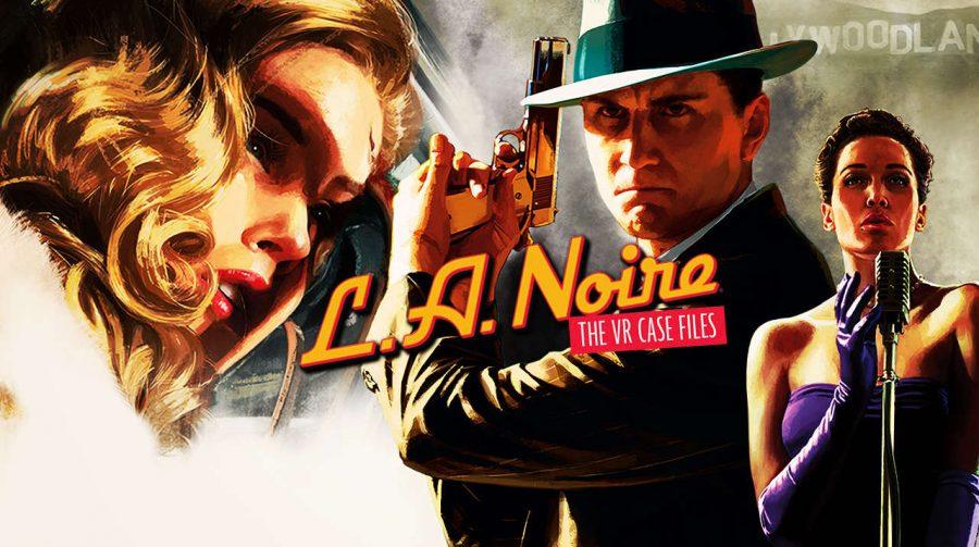 LA Noire: The VR Case Files é listado para o PlayStation 4