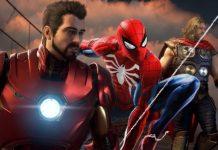 Marvel's Spider-Man e Avengers