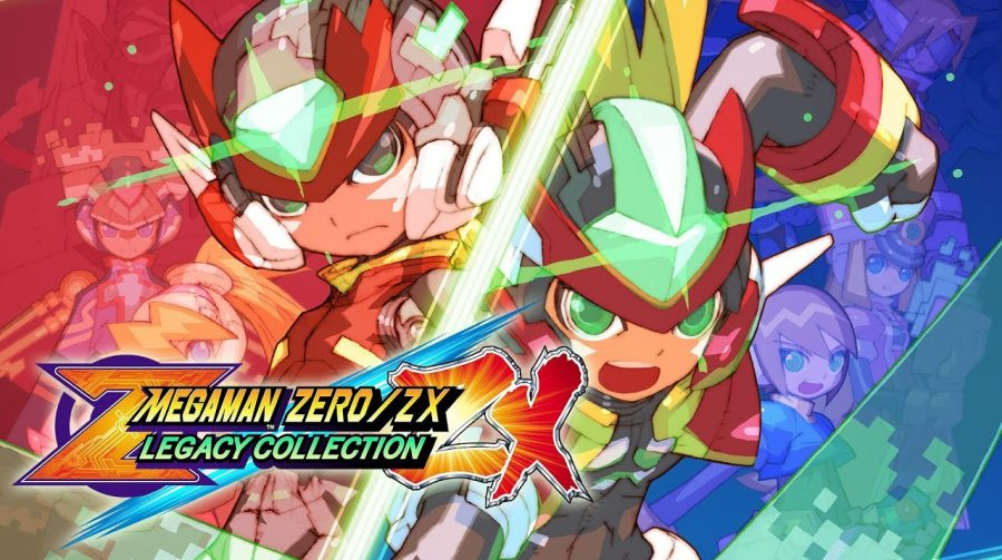 Megaman Zero/ZX Collection é anunciado oficialmente