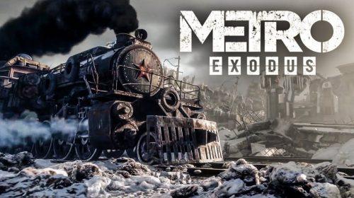 Autor dos livros de Metro está envolvido no próximo jogo