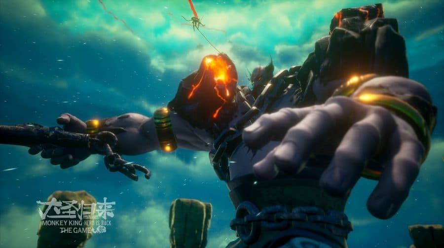 Exclusivo, Monkey King: Hero is Back ganha novo trailer