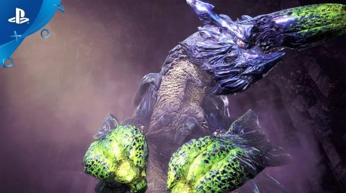 Cospe, wyvern! Monster Hunter: World Iceborne ganha novo vídeo