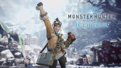 Monster Hunter World: Iceborne ultrapassa 5 milhões de cópias vendidas