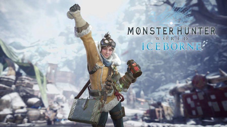 Beta de Monster Hunter: World Iceborne já está disponível