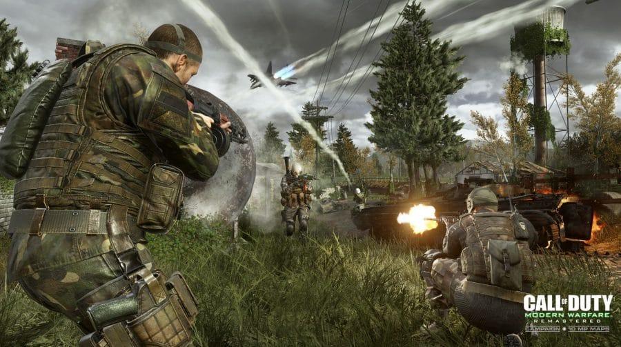 CoD: Modern Warfare vai separar jogadores de teclado e controle