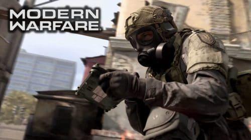 Trailer de CoD: Modern Warfare gera reações positivas na web