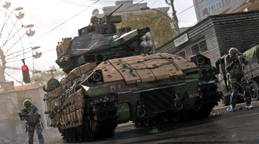 Modo campanha de CoD: Modern Warfare será mostrado