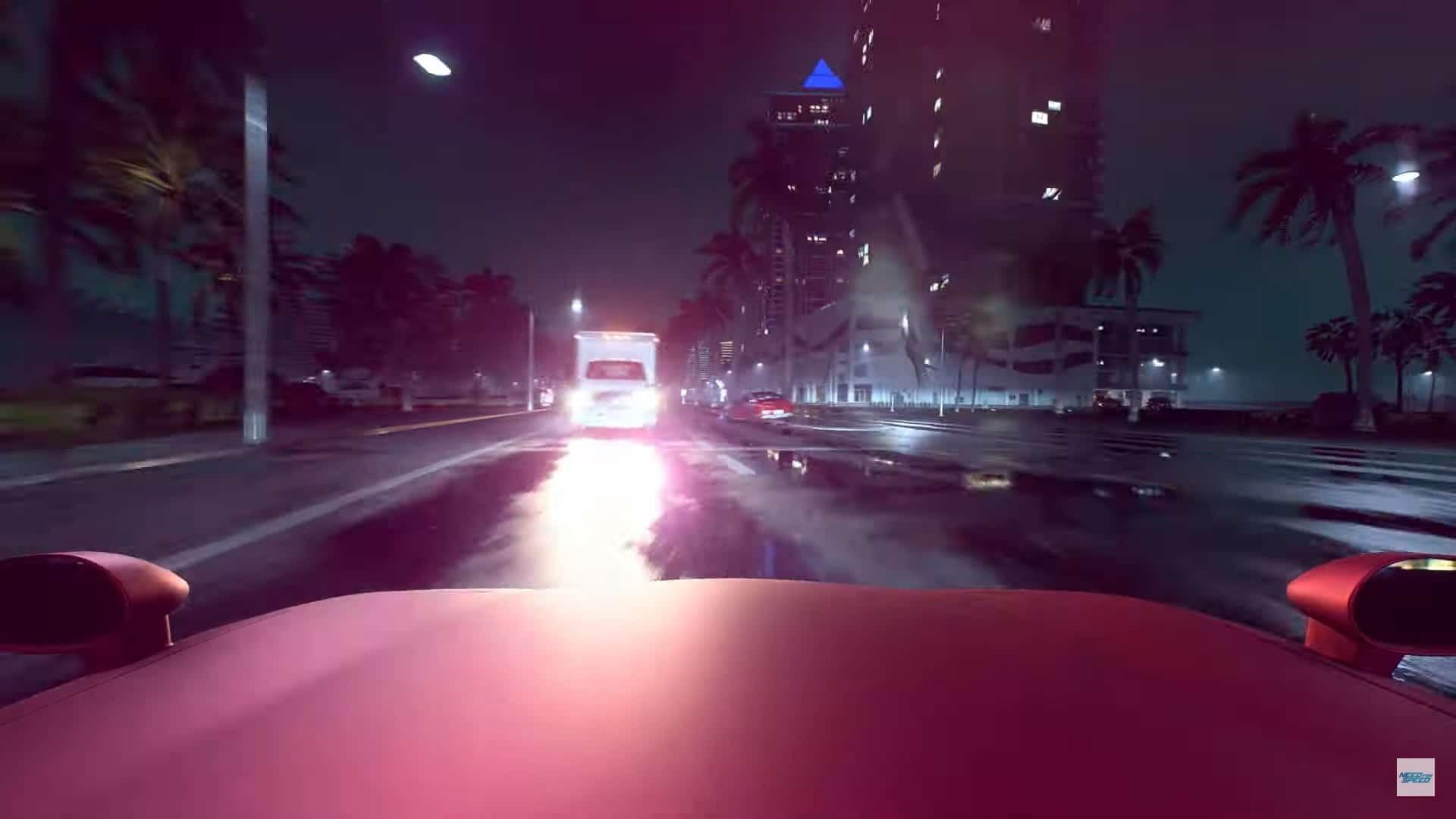 Cena a cena, destrinchamos o trailer de Need for Speed Heat 13