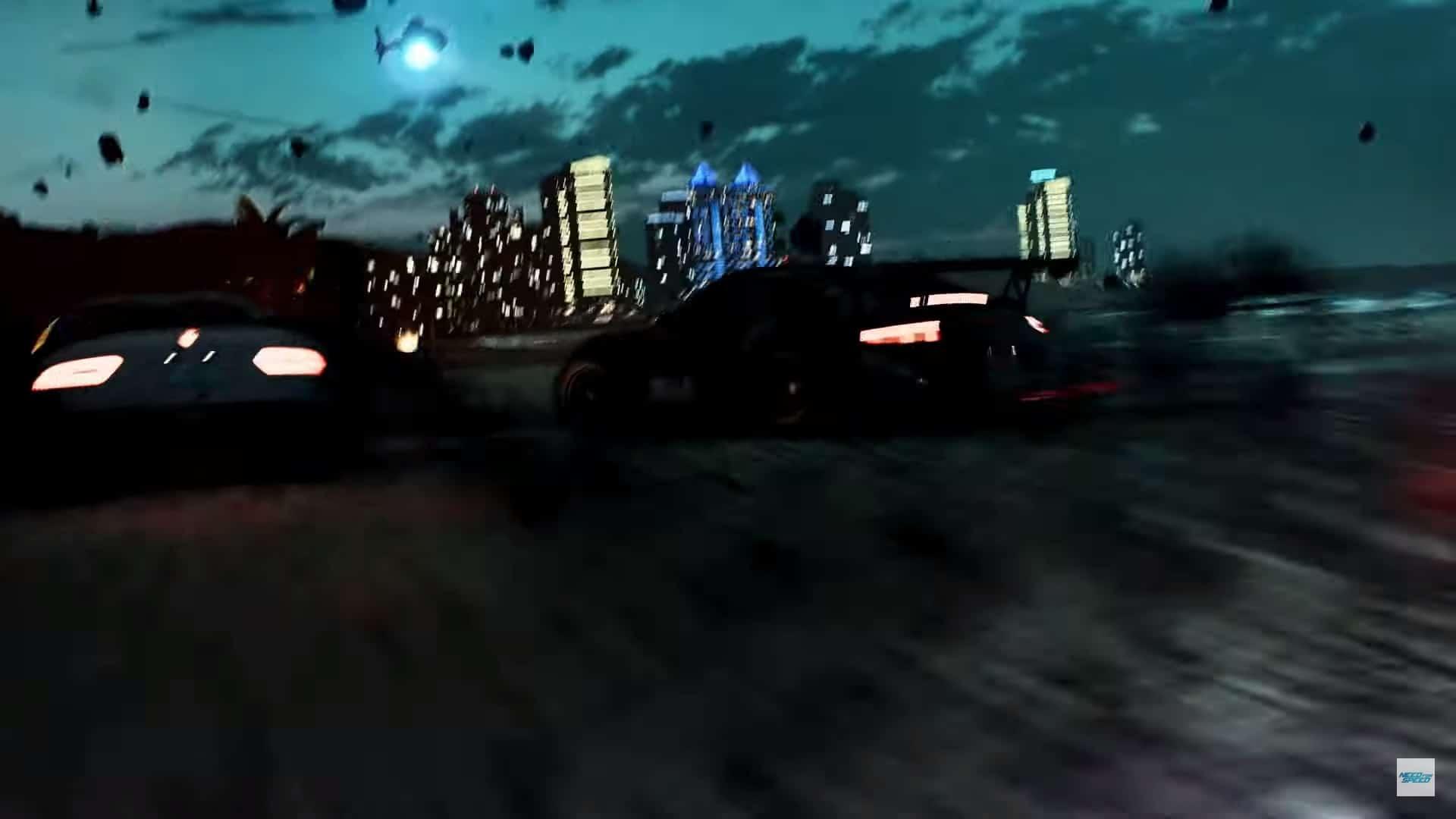 Cena a cena, destrinchamos o trailer de Need for Speed Heat 9