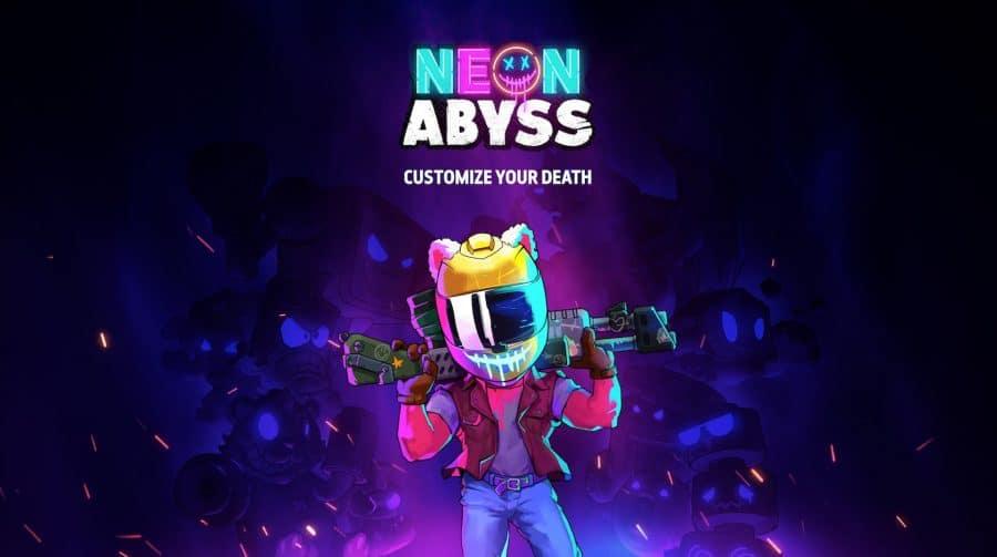 Neon Abyss é mais um jogo de plataforma chegando ao PS4