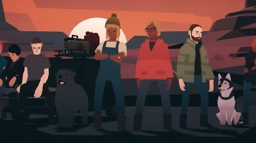 Overland, jogo pós-apocalíptico em turnos, chega em setembro