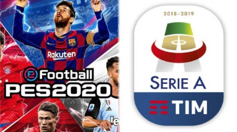 eFootball PES 2020 terá liga italiana licenciada