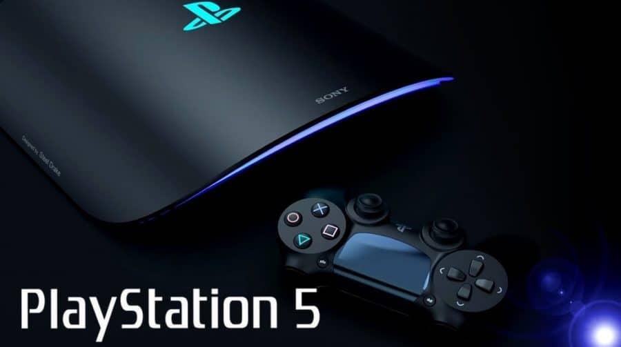 Design vazado em patente é do dev kit do PS5, revela desenvolvedor