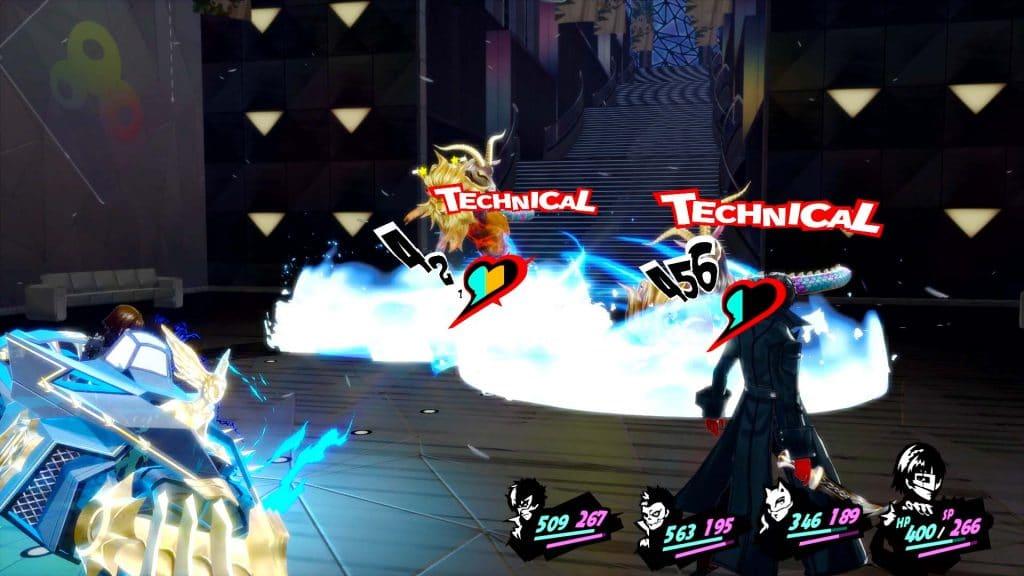 Esta screenshot já mostra um pouco de ação (Foto: Gematsu)
