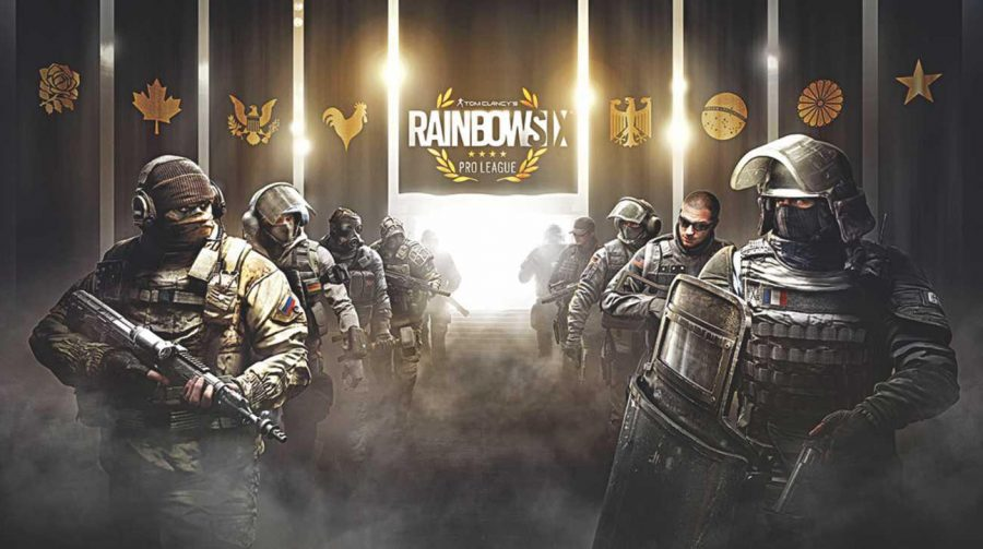 Rainbow Six Siege estará free-to-play nesta semana