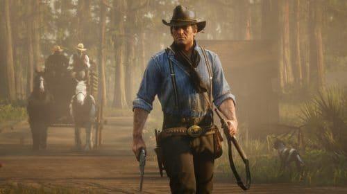 Red Dead Redemption 2: vídeo compara versões de console e PC
