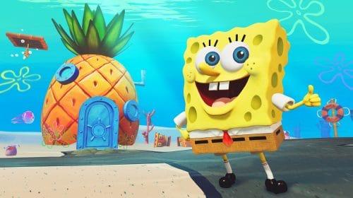 Estão prontas, crianças? SpongeBob Square Pants Rehydrated ganha gameplay