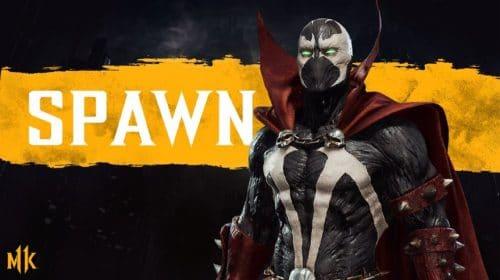 Mortal Kombat 11: trailer de Spawn será exibido em evento