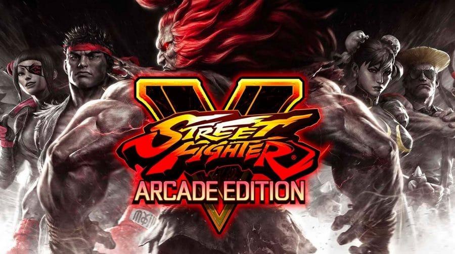 Street Fighter V ganhará novidades no final do ano, diz Capcom