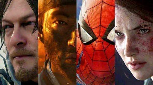 Sony vendeu 338,9 milhões de jogos de PS4 e PS5 no último ano fiscal