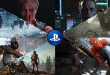 Exclusivos do PS4