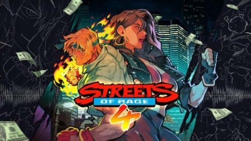 Streets of Rage 4 terá legendas e interface em Português