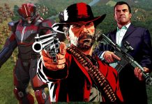 Take-Two GTA V Red Dead Redemption 2