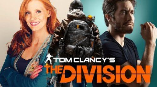 Filme de The Division está em