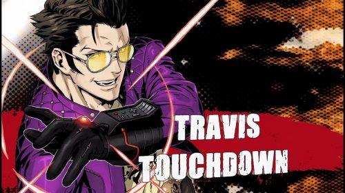 Travis Strikes Again: No More Heroes chega em outubro ao PS4