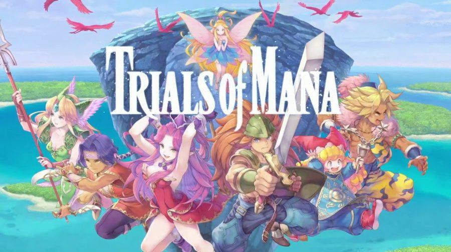 Remake Trials of Mana ganha divertido gameplay na Gamescom